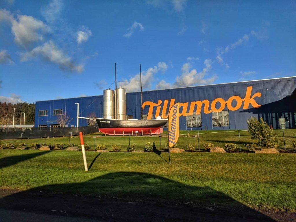 Tillamook Creamery, Oregon